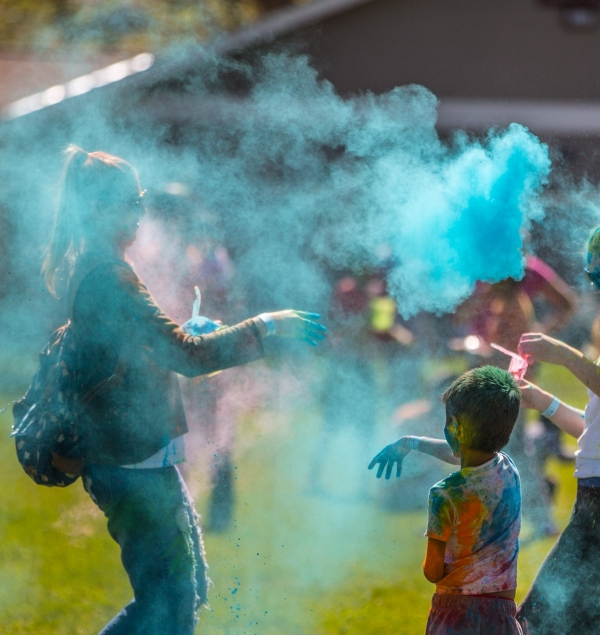 Holi celebration returning to Pleasanton this weekend