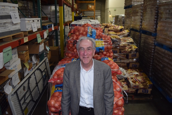Longtime Contra Costa County food bank leader retiring ...